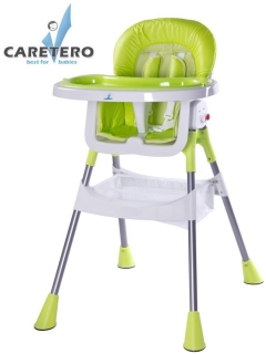 Židlička CARETERO Pop green