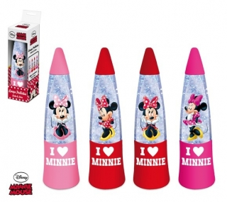 LED LAMPIČKA MINNIE Eli 2544 červená, mix