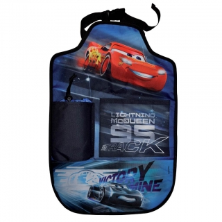 Kapsář do auta Disney Cars 2 40x60 cm